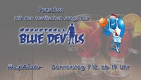 Blue Devils rocken den Mephisto Punschstand@Bar Mephisto