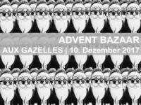Advent Bazaar@Aux Gazelles