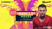 DJ OBSERVER im CLUB GNADENLOS!!@Gnadenlos