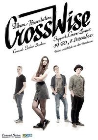 Crosswise - Album Präsentation@Conrad Sohm
