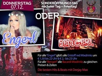Engerl oder Bengerl Party@Maurer´s