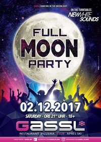 Full Moon Party@Gassl