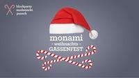 Mon Ami Weihnachts-Gassenfest in der Theobaldgasse@Mon Ami