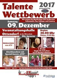 Talentewttbewerb2017@Kulturhalle