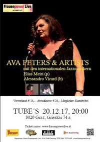 Ava Peters & Artists@Tube`s