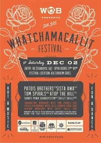 3rd Whatchamacallit Festival BZ@