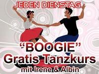 Jeden Dienstag – Tanzkurs Boogie@Mausefalle