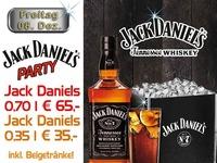 Jack Daniels Party@Mausefalle