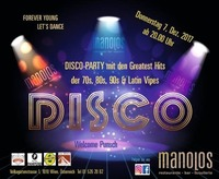 Disco Party@Manolos