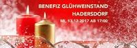 Benefiz Glühweinstand Hadersdorf@Saustall Hadersdorf