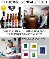 """Manfred Flieser@Pop-up-Store """"Galerie Kaiserfeld"""""""