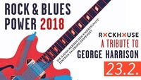 Rock & Blues Power 2018 / A Tribute To George Harrison@Rockhouse