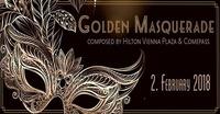 Golden Masquerade 2018@Hilton Vienna Plaza