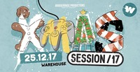 X-Mas Session 2017@Warehouse