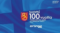 Suomi 100 Vuotta - Finnland 100 Jahre Aftershow Party@Orange