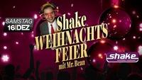 Shake Weihnachtsfeier mit Mr. Bean@Shake