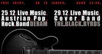 The Black Byrds → rock.BAR→29-12-2017@rock.Bar