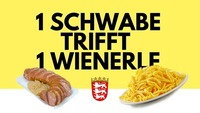1 Schwabe trifft 1 Wienerle (The Final Countdown 2017)@Mon Ami