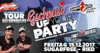 Gschpusi Club-Tour@Sugarfree