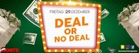 Deal ? or No Deal ?@Monte