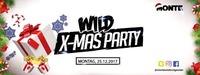 WILD X-MAS PARTY@Monte