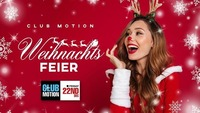 Club Motion Weihnachtsfeier 2017@Club Motion