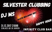 Infinity Silvester Clubbing@Infinity Club Bar