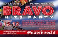 BRAVO Hits Party at Weberknecht / 15.12.2017@Weberknecht