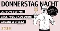 Donnerstag Nacht: hosted by Nesta (Manifest/Fruits)@SASS