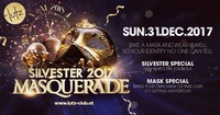 Masquerade | New Year's Eve Party@lutz - der club