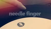 Needle Finger@Mon Ami