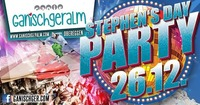Ganischgeralm Stephen`s Day Party@