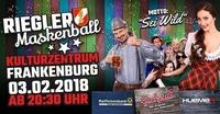 Riegler Maskenball 2018@Kulturzentrum Frankenburg am Hausruck
