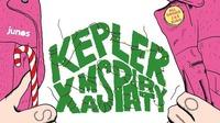 Kepler XMAS Party - das JUNOS Mensafest