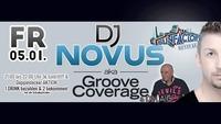 DJ Novus aka Groove Coverage@A-Danceclub