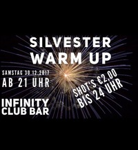 Silvester Warm Up @ Infinity@Infinity Club Bar