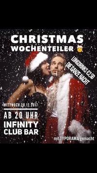 Christmas Wochenteiler @ Infinity@Infinity Club Bar
