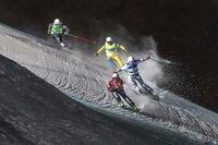 Audi FIS Ski Cross World Cup Arosa Lenzerheide@ Lenzerheide