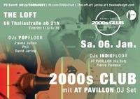 2000s Club mit AT PAVILLON DJ-Set!