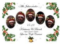 Alle Jahre wieder- Kristianix & Friendz - feat.Christian Edbauer@Café Carina