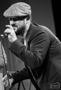 The Funkclub - A Tribute To Jamiroquai ft. Carl Avory@Spinnerei