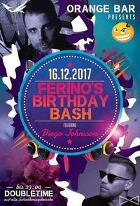 DJ Ferino - Birthday Bash@Orange Bar
