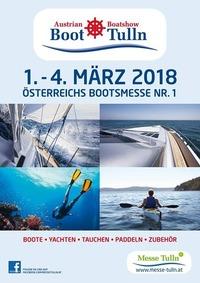 Austrian Boat Show - BOOT TULLN 2018@Messe Tulln