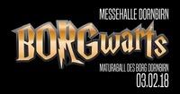 BORGwarts - Vom Stein zum Weisen / Maturaball des BORG Schoren@Messe Dornbirn