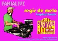 Tropical beats Dj Regis Brasil@Fania Live