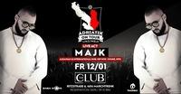 Adriatik on tour - MAJK Live Fr. 12.01 - The Club (Linz/Wels)@Club Liberty