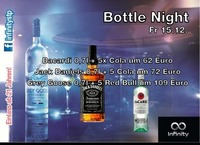 Bottle Night @ Infinity@Infinity Club Bar