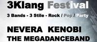 3-Klang-Festival feat. Nevera Kenobi the Megadanceband @kvroeda@KV Röda