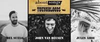 AboutSongs Youngbloods w/Del Suelo, John Van Deusen & Jules Ahoi@B72