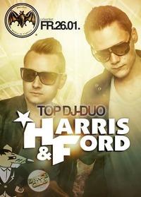 Harris & Ford live@Mausefalle Lienz